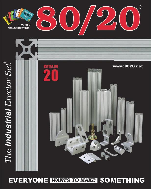 8020 Extrusion Catalog